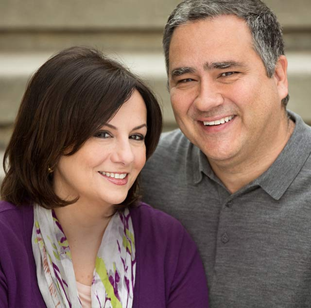 Adela and Victor Taboada, Franchise Owners since 2008.